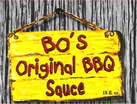 Bo's Original BBQ Sauce
